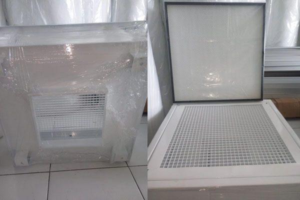 Box Filter Hepa