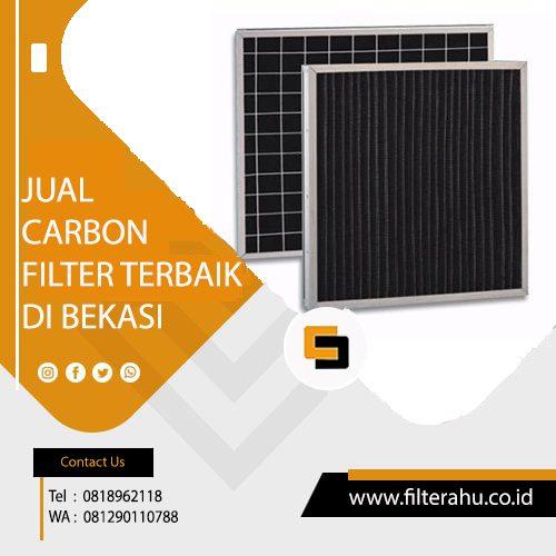 jual carbon filter bekasi termurah