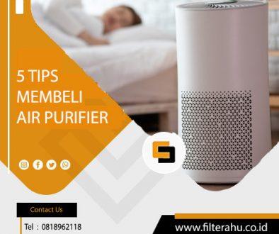 tips membeli air purifier